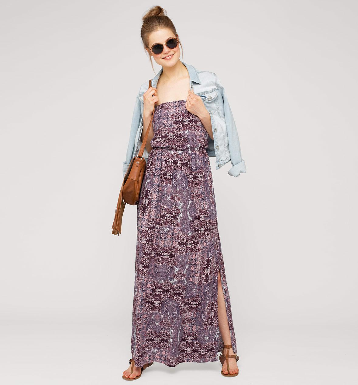 Отзыв на Без бретелек Платье из Интернет-Магазина C&A