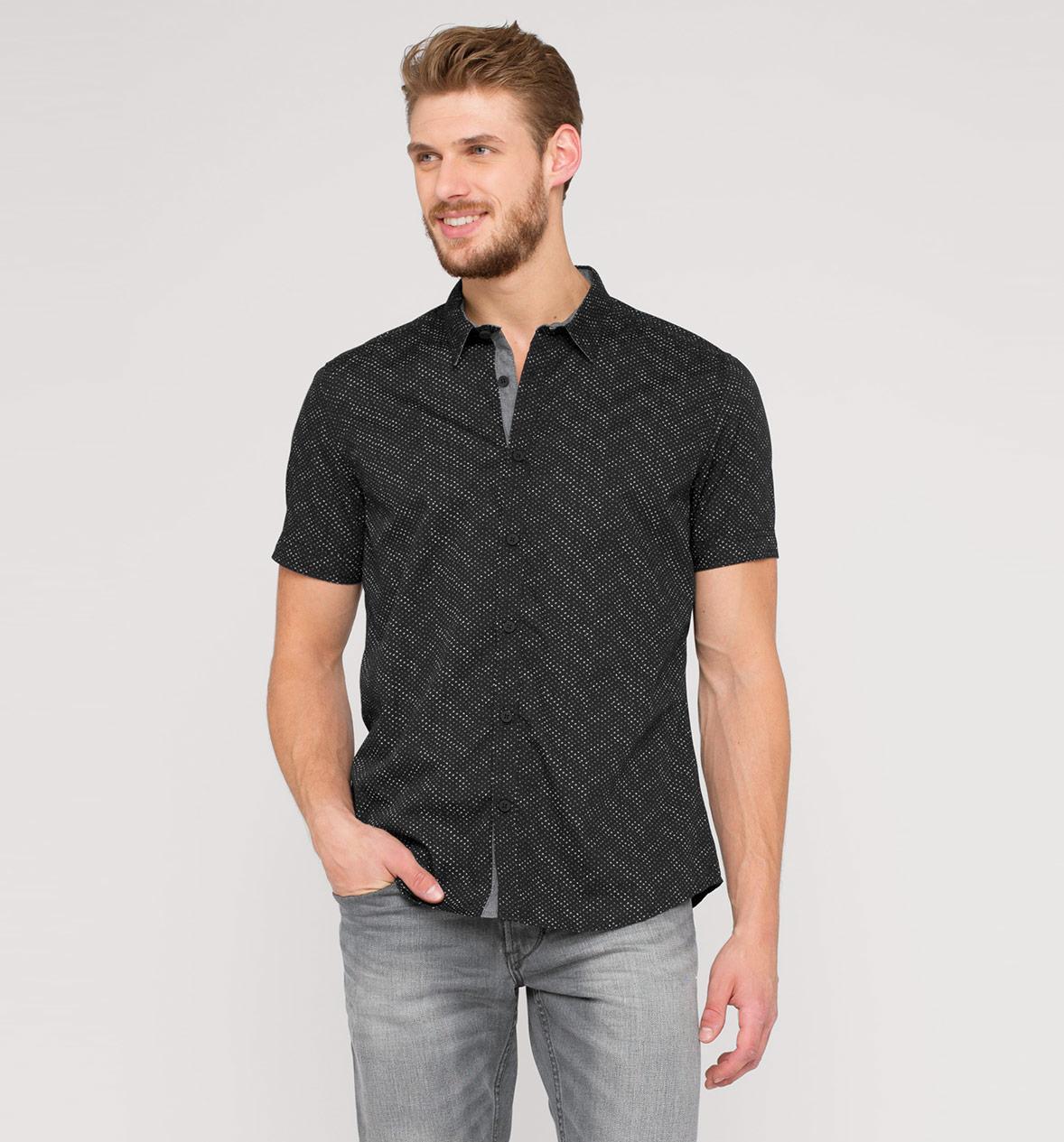 Отзыв на Узорчатая рубашка из Интернет-Магазина C&A