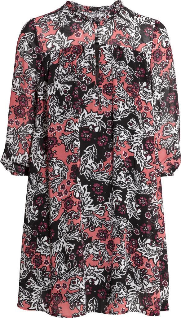 Отзыв на Шифоновое платье из Интернет-Магазина H&M