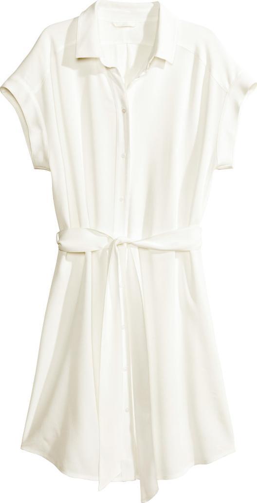 Отзыв на Футболка платье из Интернет-Магазина H&M