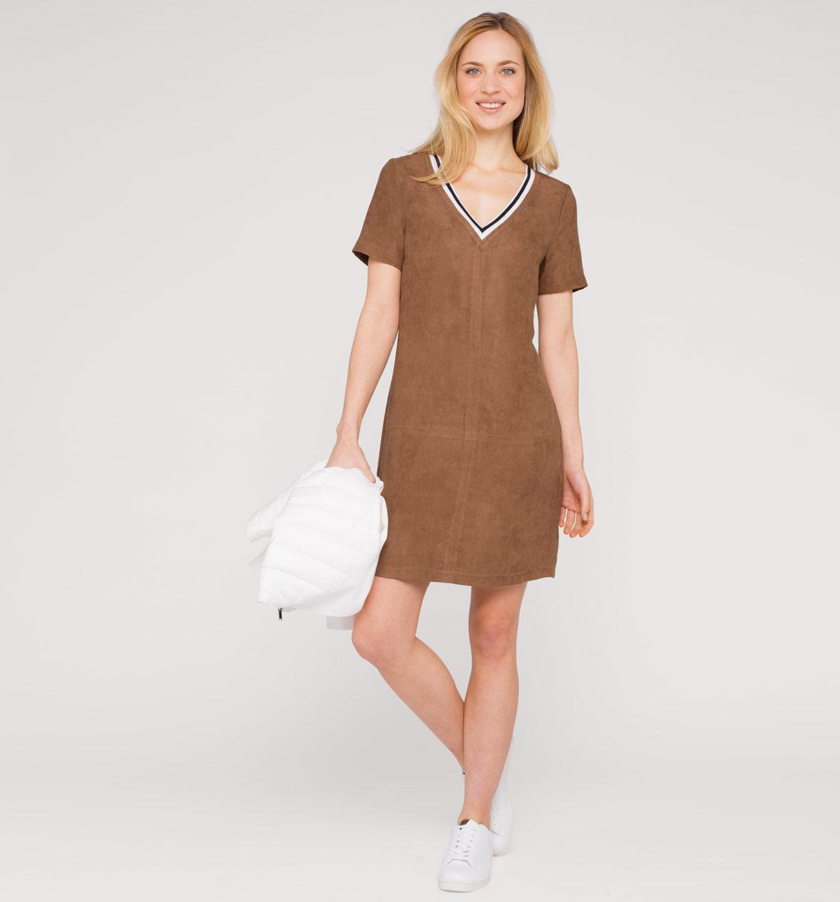 Отзыв на Платье в Кожа-Оптика из Интернет-Магазина C&A