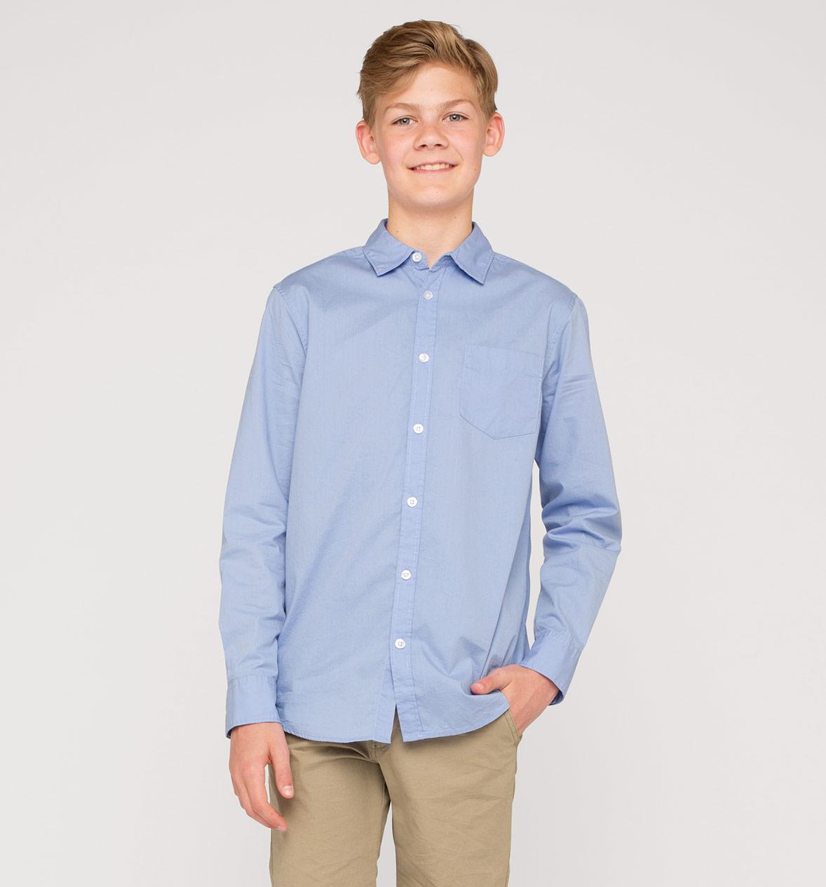 Отзыв на С длинными рукавами рубашка с органического хлопка из Интернет-Магазина C&A