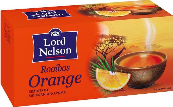 Отзыв на Lord Nelson Ройбуш