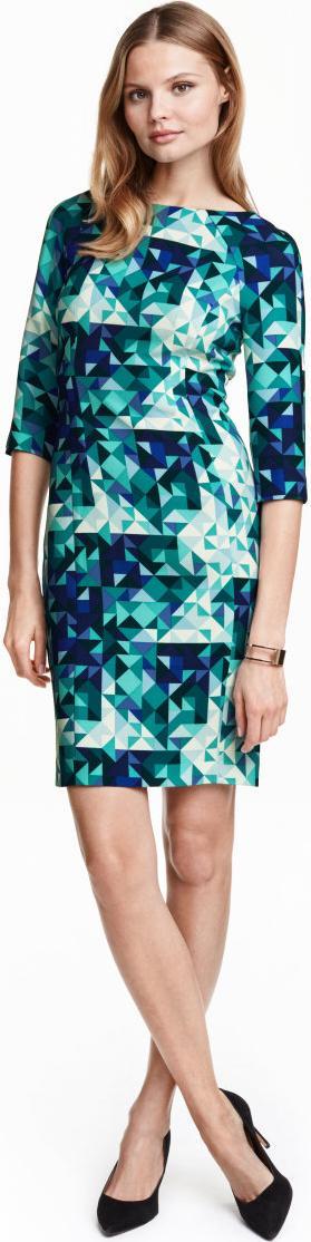 Отзыв на Платье облегающее из Интернет-Магазина H&M