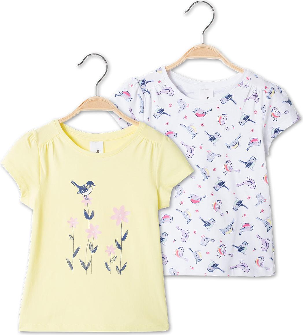 Отзыв на 2 футболки с Био-Хлопок из Интернет-Магазина C&A