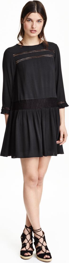 Отзыв на Gecrinkeltes Платье из Интернет-Магазина H&M