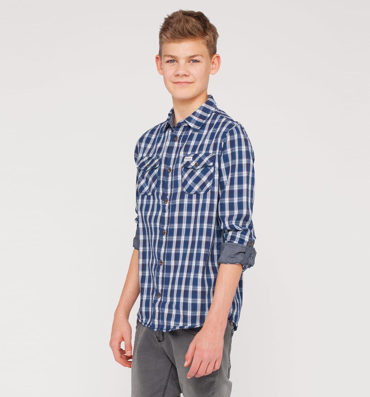 Отзыв на С длинными рукавами рубашка из Интернет-Магазина C&A