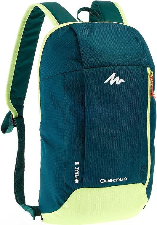 Отзыв на РЮКЗАК ARPENAZ 10L темно-зеленый/зеленый QUECHUA из Интернет-Магазина Decathlon