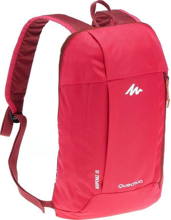 Отзыв на РЮКЗАК ARPENAZ 10L розовый QUECHUA из Интернет-Магазина Decathlon