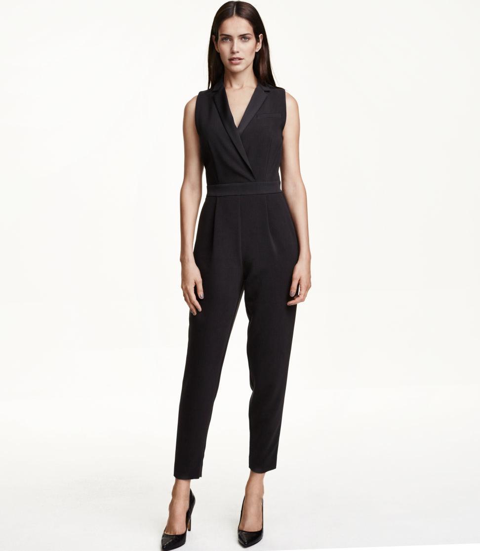 Отзыв на Ärmelloser Jumpsuit из Интернет-Магазина H&M