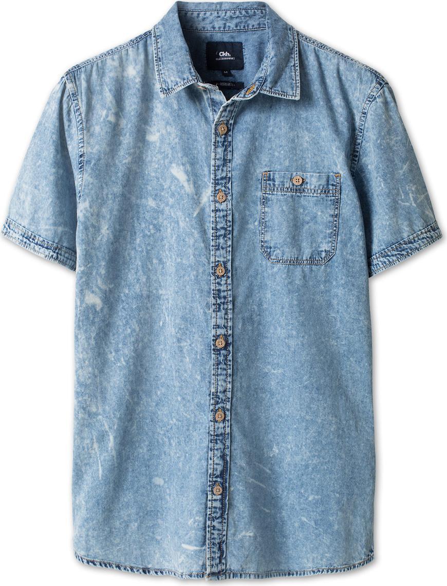 Отзыв на Джинсовая рубашка из Интернет-Магазина C&A