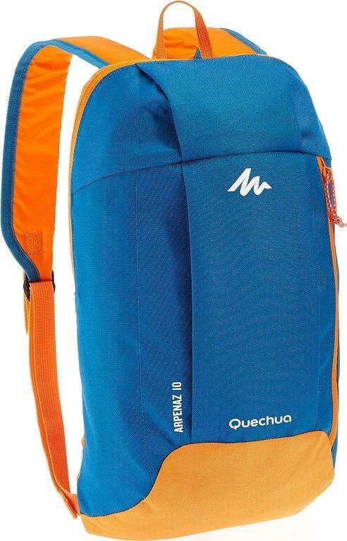 Отзыв на РЮКЗАК ARPENAZ 10L синий/оранжевый QUECHUA из Интернет-Магазина Decathlon