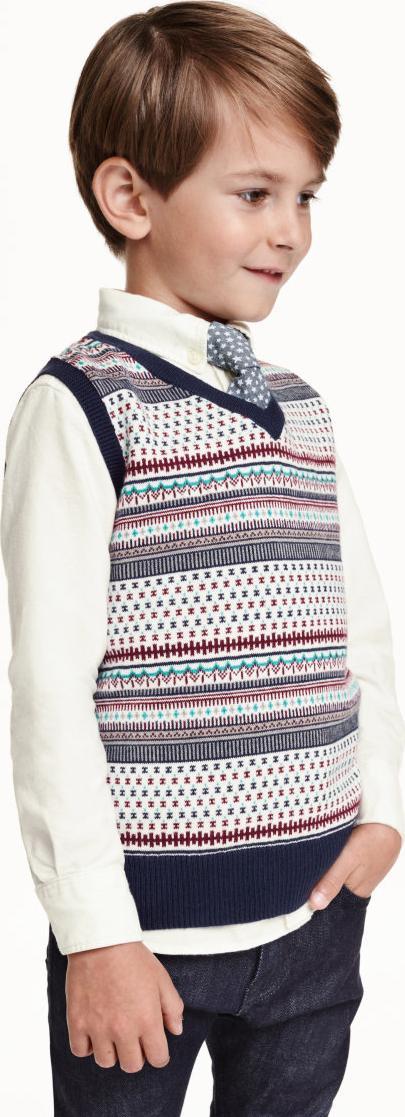 Отзыв на Gestrickter Pullunder из Интернет-Магазина H&M