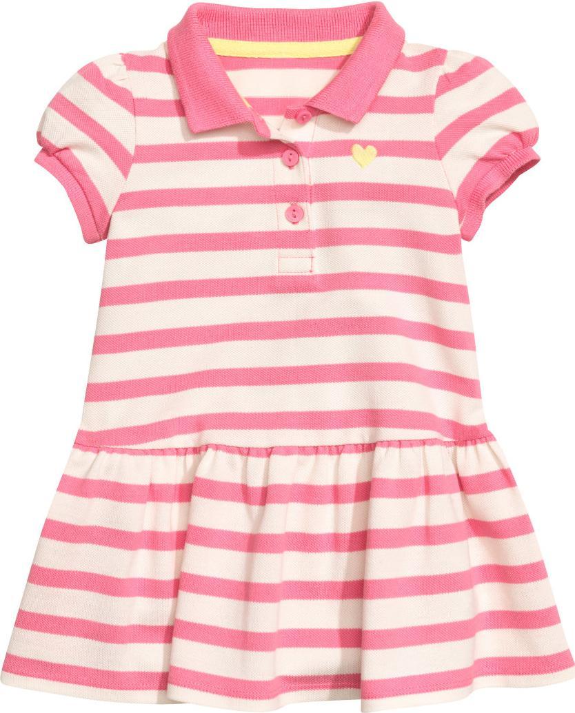 Отзыв на Платье-рубашка из Интернет-Магазина H&M