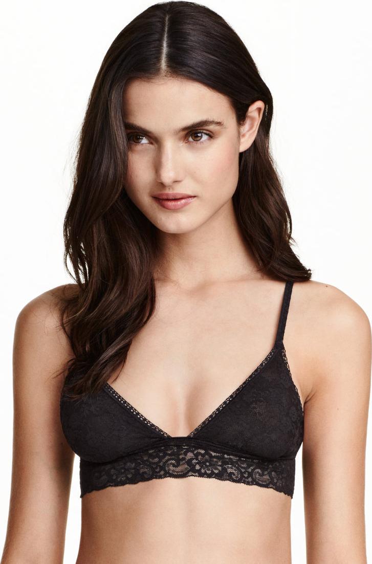 Отзыв на Бюстгальтер гладкий из Интернет-Магазина H&M