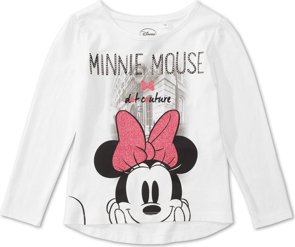 Отзыв на Minnie Mouse кофта с длинным руковом из Интернет-Магазина C&A