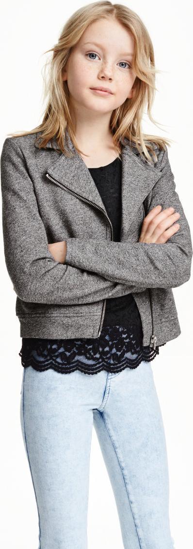 Отзыв на Куртка байкерская из Интернет-Магазина H&M