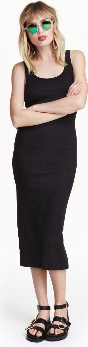 Отзыв на Облигающее платье из Интернет-Магазина H&M