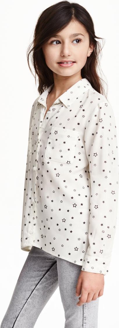 Отзыв на Цветная блузка из Интернет-Магазина H&M
