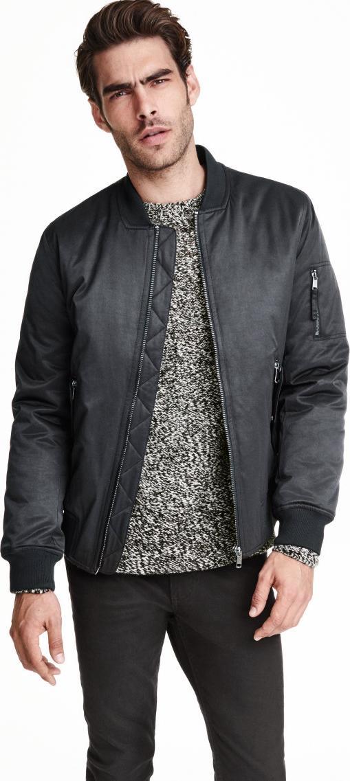 Отзыв на Стеганый Куртка из Интернет-Магазина H&M