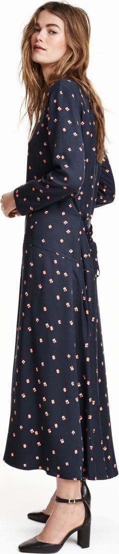 Отзыв на Платье с Lyocellmix из Интернет-Магазина H&M