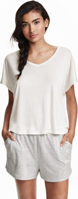Отзыв на Пижама с шортами из Интернет-Магазина H&M