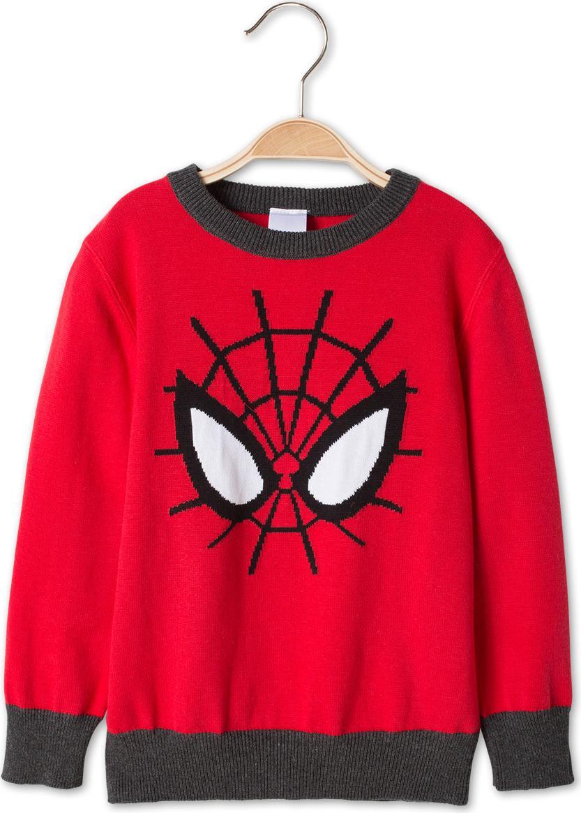 Отзыв на Пуловер человек паук из Интернет-Магазина C&A