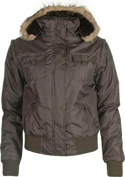 Отзыв на Lee Cooper Куртка жилет Комбинированные для женщин из Интернет-Магазина Sports Direct