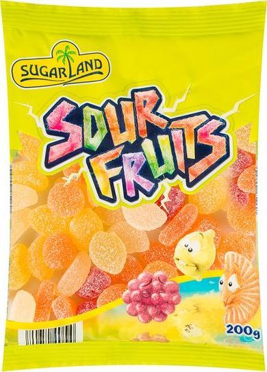 Отзыв на SUGAR LAND Saure Früchte из Интернет-Магазина LIDL
