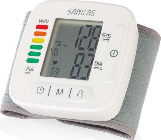 Отзыв на SANITAS Handgelenk-Blutdruckmessgerät SBC 29 из Интернет-Магазина LIDL