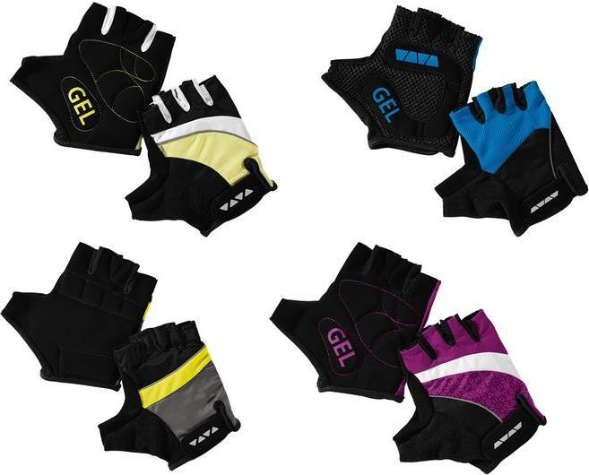 Отзыв на CRIVIT® для женщин для мужчин Велосипед перчатки из Интернет-Магазина LIDL