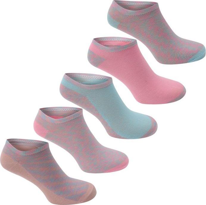 Отзыв на Мисс Fiori 5 пар коротких носков из Интернет-Магазина Sports Direct