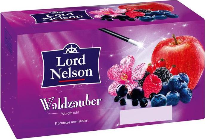 Отзыв на Lord Nelson Фруктовый чай Волшебный лес из Интернет-Магазина LIDL
