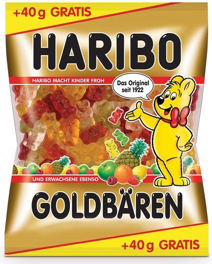 Отзыв на Haribo Золотые медведи из Интернет-Магазина LIDL