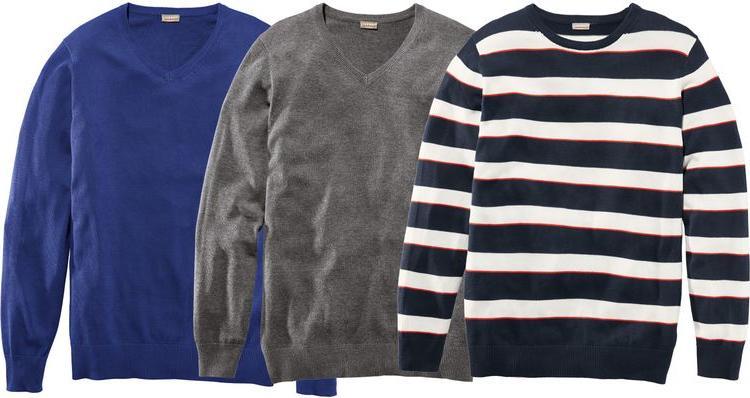 Отзыв на LIVERGY® CLASSIC для мужчин свитер тонкой вязки из Интернет-Магазина LIDL