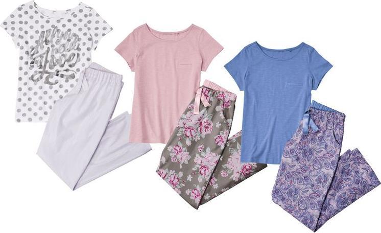 Отзыв на ESMARA® Белье для женщин Пижама с пижамные штаны из Интернет-Магазина LIDL
