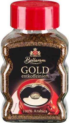 Отзыв на Bellarom Растворяющий Кофе Оригинал без кофеина сублимированные из Интернет-Магазина LIDL