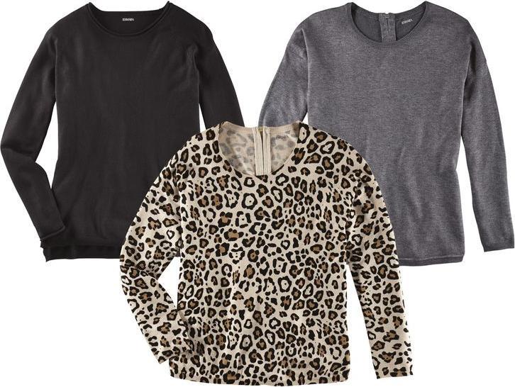 Отзыв на ESMARA® для женщин свитер тонкой вязки из Интернет-Магазина LIDL