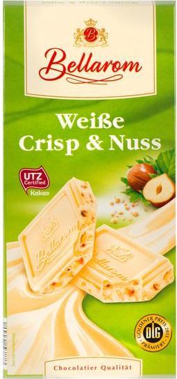 Отзыв на Bellarom Weiße Crisp & Nuss из Интернет-Магазина LIDL