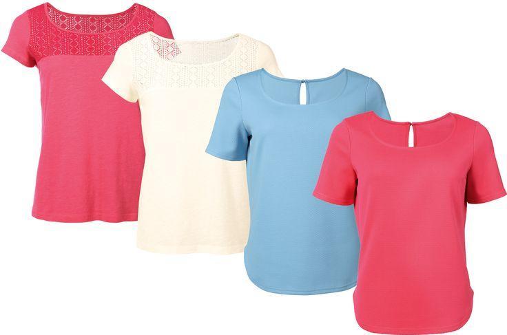 Отзыв на ESMARA® для женщин Рубашка из Интернет-Магазина LIDL