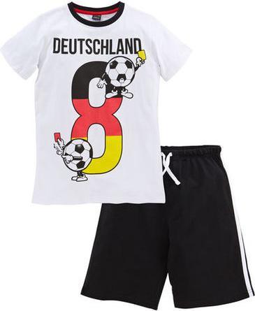 "Отзыв на Футболка -  Брюки ""Германия"", Футбол 2-tlg. Набор из Интернет-Магазина Kik.de"