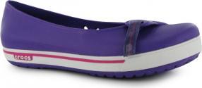 Отзыв на Crocs Crocband 2.5 Квартира туфли для женщин из Интернет-Магазина Sports Direct