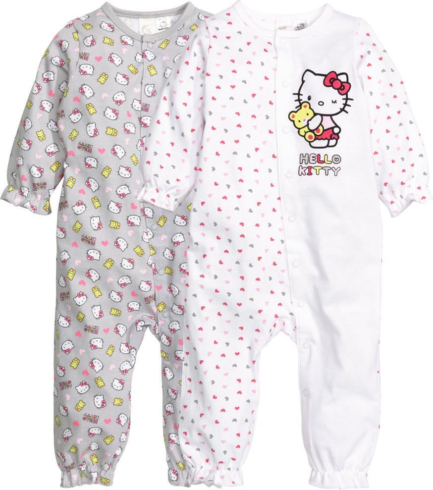 Отзыв на 2-пары Пижамы из Интернет-Магазина H&M