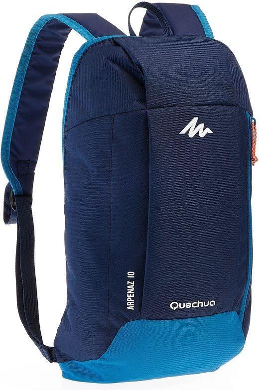 Отзыв на РЮКЗАК ARPENAZ 10L голубой QUECHUA из Интернет-Магазина Decathlon