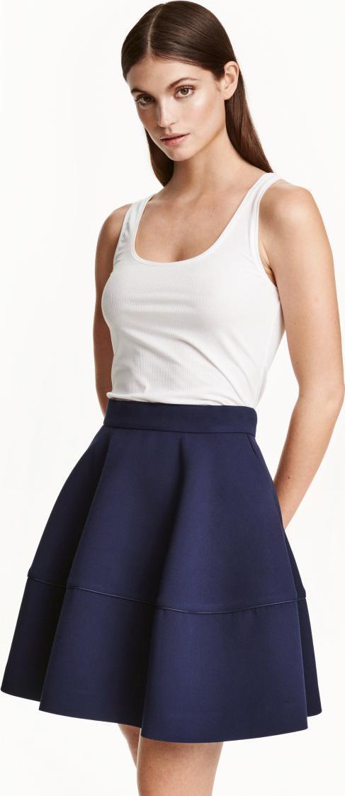 Отзыв на Расклешенная юбка из Интернет-Магазина H&M