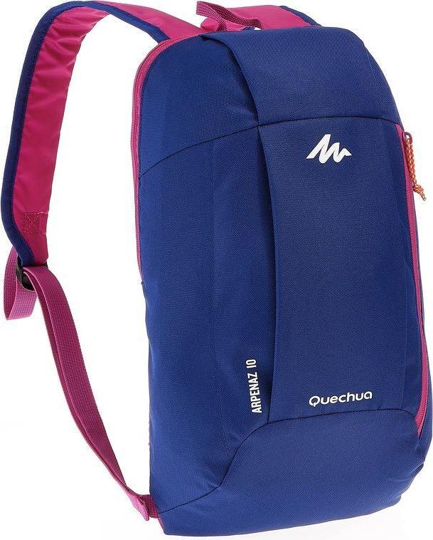 Отзыв на РЮКЗАК ARPENAZ 10L синий/фиолетовый QUECHUA из Интернет-Магазина Decathlon
