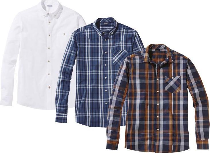Отзыв на LIVERGY® для мужчин Повседневная рубашка из Интернет-Магазина LIDL