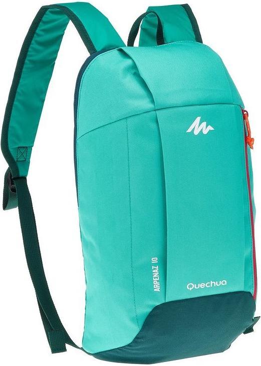 Отзыв на РЮКЗАК ARPENAZ 10L мятно-зеленый QUECHUA из Интернет-Магазина Decathlon