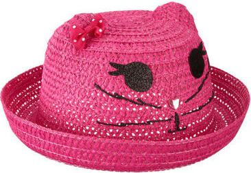 Отзыв на Соломенная шляпа - Кошка, Бантик из Интернет-Магазина Kik.de