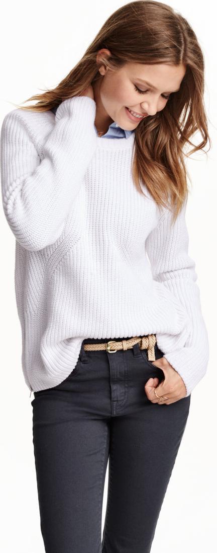 Отзыв на Пуловер с Подвески для молний из Интернет-Магазина H&M